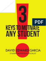 3 Keys To Motivate ANY Student