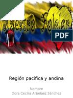 Region Pacifica y Andina