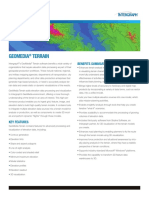 GeoMedia Terrain ProductSheet