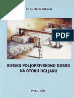 B. Ilakovac - Rimsko poljoprivredno dobro na otoku Ugljanu