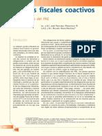 Medios Fiscales Coactivos. Generalidades Del PAE