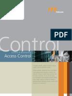 Brochure Intercomunicador Ip