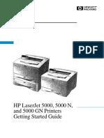 Hewlett Packard LaserJet 5000