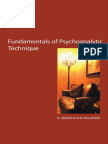 The Fundamentals of psychoanalysis