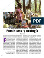 Puleo - Un repaso por las diversas corrientes del ecofeminismo