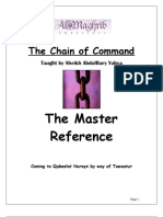 Chain of Command Notes