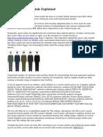 uniform Fundamentals Explained