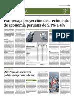 FMI Crecimiento Peru 2015