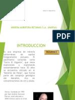 Minera Aurifera Retamas