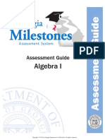algebra eoc assessment guide