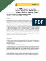 2 Declaración AERA uso Modelos de Valor Agregado (MVA) en evaluación educadores y programas.docx
