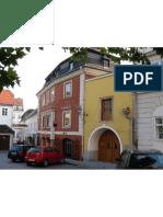Geburtshaus Von Liszts Mutter in Krems