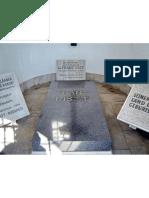 Grab Von Franz Liszt Auf Dem Bayreuther Stadtfriedhof