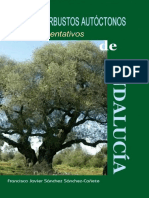 Arboles y Arbustos Autoctonos Mas Representativos de Andalucia