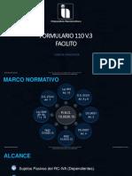 Form 110 v3 Facilito