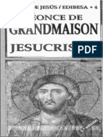 Leonce de Grandmaison - Jesucristo