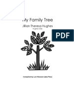 My Family Tree Jillian Theresa Hughes