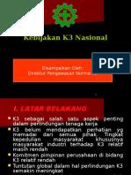 Kebijakan Baru Pnk3 2011