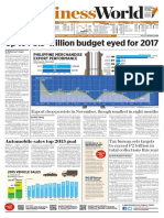 Business World (Jan. 13, 2016)