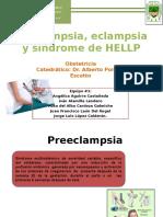 Pre y Eclampsia
