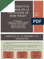 Una Didáctica Fundada en La Psicología de Jean