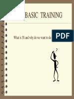 5S Basic Training