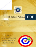 5S Role in Achieving Quality