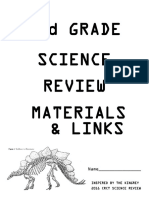 science review materials   links