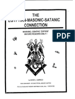 The Egyptian Masonic Satanic Connection[1]