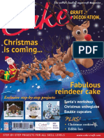 Cake Craft & Decoration - November 2014 UK