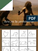 Arte en La Prehistoria