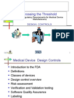 Presentation- Medical Device Design Controls (1)
