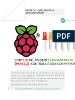 Tutorial Raspberry Pi