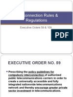 Interconnection Rules & Regulations