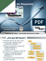 Desarrollo de Proyectos Con Visual Basic