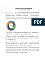 Centro Latinoamericano Para La Competitividad