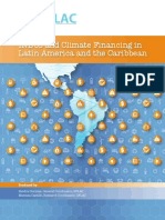 INDCs and Climate Financing in Latin America and the Caribbean