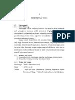 laporan praktikum abbatoir