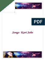 Kari Jobe Cancionero