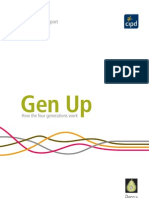 Gen Up How Four Generations Work