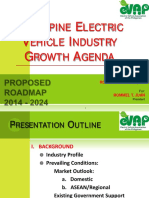 Electric Vehicle Industry Roadmap
