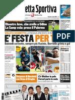 Gazzetta Dello Sport 04-04-2010