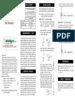 Instrucciones Kit Analisis Dureza Hi3812
