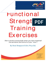 Functional Strength Training Exercises - Peak Physique
