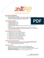 Instructions Application Girls20Summit China20161