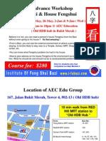 Adv Workshop - Bazi & House Fengshui [Compatibility Mode]