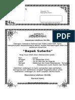Contoh Proposal Bosda 2015