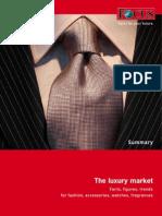 Luxury Markets_General 2007-2012