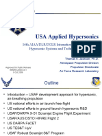 USA Applied Hypersonics T. Jackson
