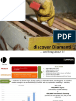 discover diamanti pitch deck  honey  v4  no financials